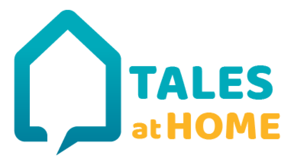 logo del progetto Tales at home
