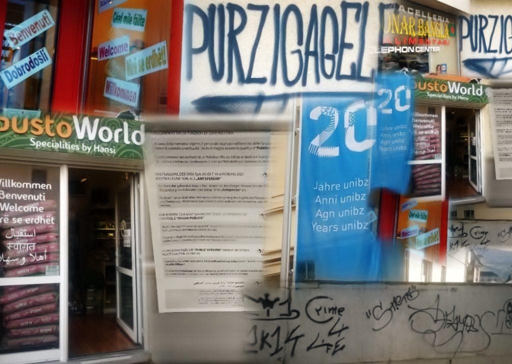 21 maggio 2019: tour a piedi alla scoperta delle lingue di Bolzano